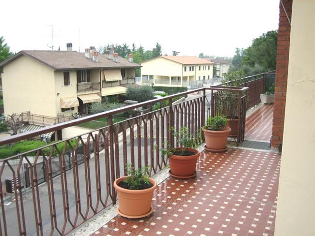 dal balcone