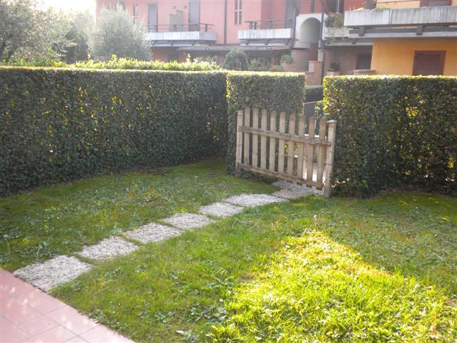 giardino recintato