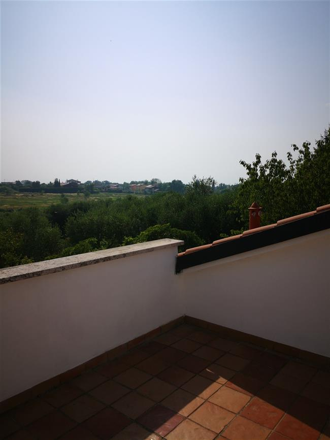 grande terrazzo/solarium