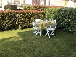 giardino ammobiliato