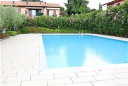 appartamento con piscina